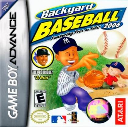 Backyard Baseball 2006 [USA] image