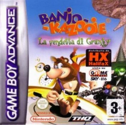 Banjo-Kazooie : La Vendetta di Grunty [Italy] image