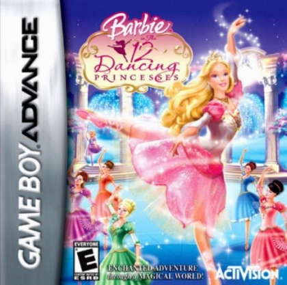 Barbie in the 12 Dancing Princesses [USA] image