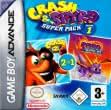 logo Emulators Crash & Spyro Super Pack Volume 1 [Europe]