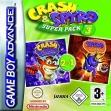 logo Emulators Crash & Spyro Super Pack Volume 3 [Europe]