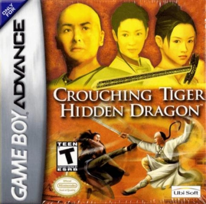 Crouching Tiger, Hidden Dragon [USA] image