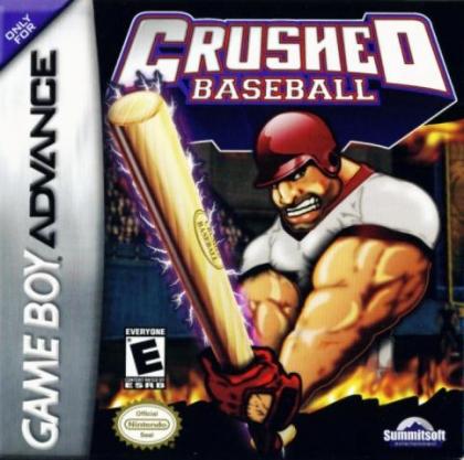 Crushed Baseball [USA] image