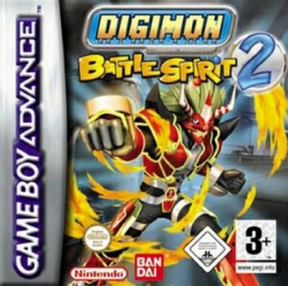 Digimon Battle Spirit 2 [Europe] image