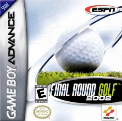 ESPN Final Round Golf 2002 [USA] image