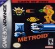 Логотип Emulators Famicom Mini 23 : Metroid [Japan]