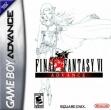 Логотип Emulators Final Fantasy VI Advance [Japan]