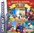 Логотип Emulators Game & Watch Gallery Advance [Europe]