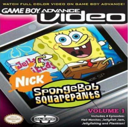 Game Boy Advance Video : SpongeBob SquarePants, Volume 1 [USA] image
