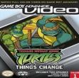logo Emuladores Game Boy Advance Video - Teenage Mutant Ninja Turt [USA]