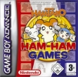 Logo Emulateurs Hamtaro : Ham-Ham Games [Europe]