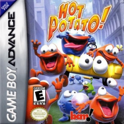 Last Retro Game You Finished And Your Thoughts - Page 19 Hot+Potato!+(USA)-image