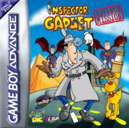 Inspector Gadget - Advance Mission [Europe] image