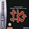 Логотип Emulators International Karate Plus [Europe]