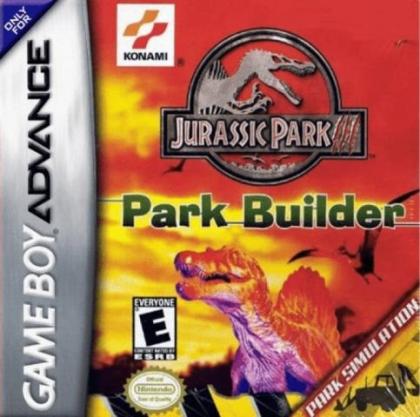 Jurassic Park III : Park Builder [USA] image