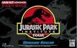 logo Emulators Jurassic Park Institute Tour : Dinosaur Rescue [Japan]