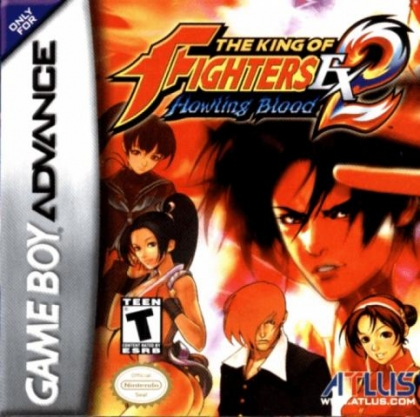King+of+Fighters+EX2,+The+-+Howling+Bloo
