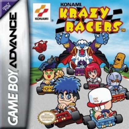 Konami Krazy Racers [USA] image