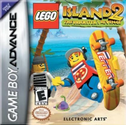 LEGO Island 2 - The Brickster's Revenge [Europe] image