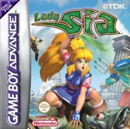 Lady Sia [Europe] image