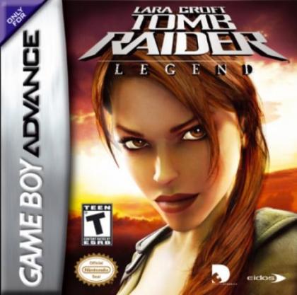 Lara Croft Tomb Raider - Legend [Europe] image