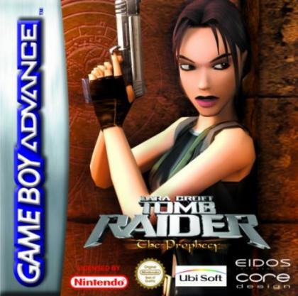 Lara Croft Tomb Raider - The Prophecy [Europe] image