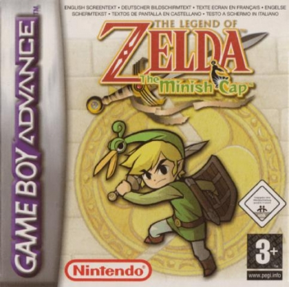 The Legend of Zelda : The Minish Cap [Europe] image