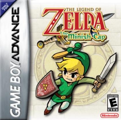 The Legend of Zelda : The Minish Cap [USA] image