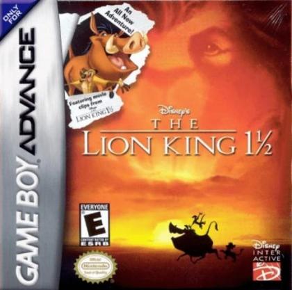 The Lion King 1 1/2 [USA] image