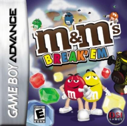 M&M's : Break 'em [USA] image