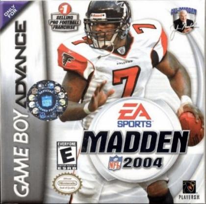 Madden NFL 2004 [USA] image