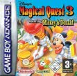 Логотип Emulators Magical Quest 3 Starring Mickey & Donald [Europe]