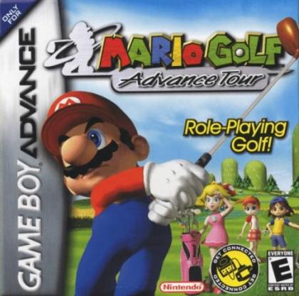 Mario Golf : Advance Tour [USA] image