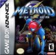 Логотип Emulators Metroid Fusion [Europe]