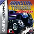 logo Emulators Monster Trucks Mayhem [Europe]