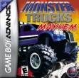 Логотип Emulators Monster Trucks Mayhem [USA]