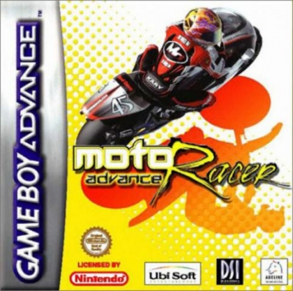 Moto Racer Advance [Europe] image