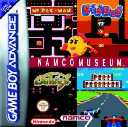 Namco Museum [Europe] image
