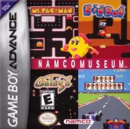 Namco Museum [USA] image