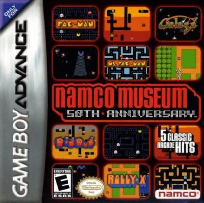 Namco Museum 50th Anniversary [Europe] image