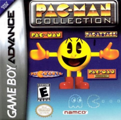 Last Retro Game You Finished And Your Thoughts - Page 18 Pac-Man+Collection+(USA)-image