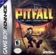 logo Emulators Pitfall : L'Expédition Perdue [France]