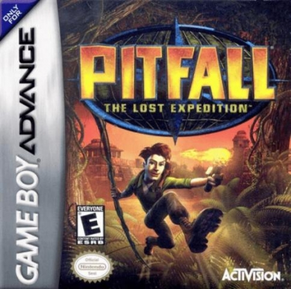 Pitfall - The Lost Expedition [USA] image
