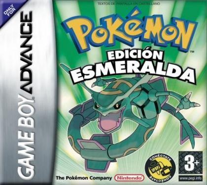 Pokémon : Edición Esmeralda [Spain] image