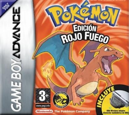 Pokémon : Edición Rojo Fuego [Spain] image