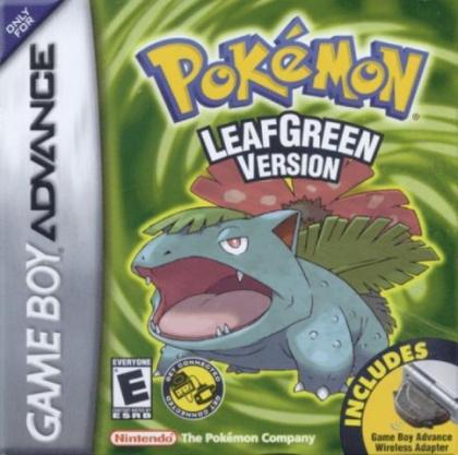 Pokémon LeafGreen Version [Europe] image