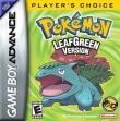 Логотип Emulators Pokémon: LeafGreen Version [USA]