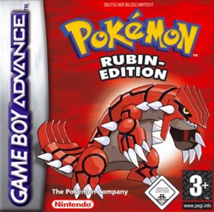Pokémon : Rubin-Edition [Germany] image