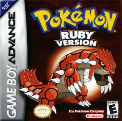 Pokémon: Ruby Version [Europe] image