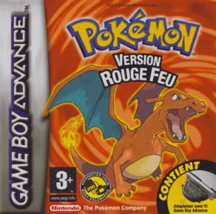Pokémon : Version Rouge Feu [France] image